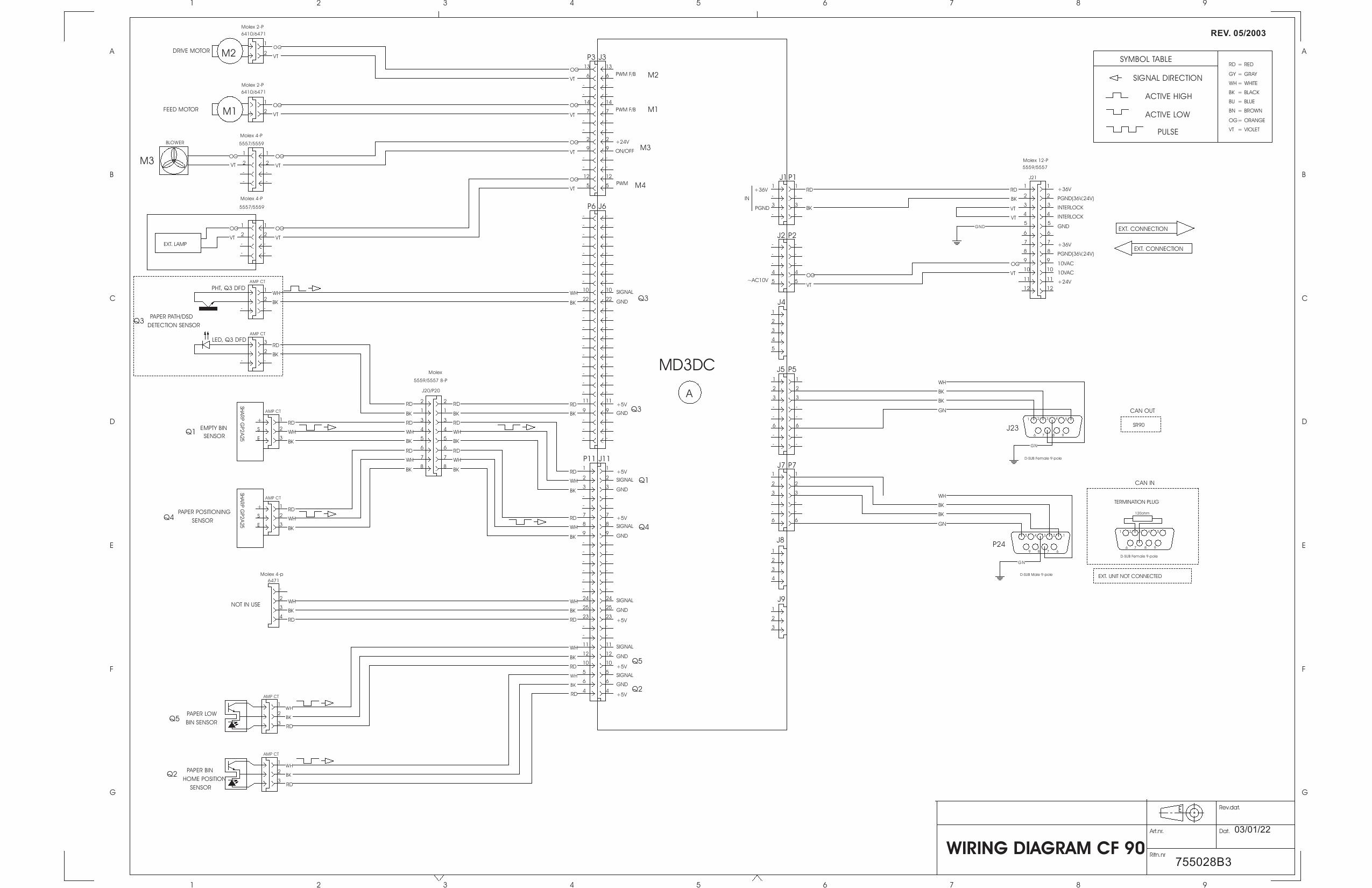 Ricoh Options Sr90 Circuit Diagram Download